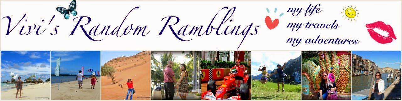 Vivi's Random Ramblings