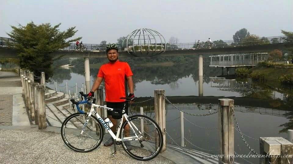 Jewel Bridge at Punggol Waterway