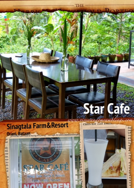Star Cafe at Sinagtala Farm